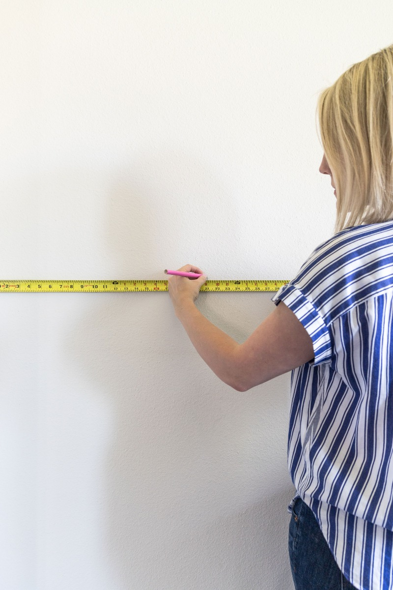 Measuring Wall