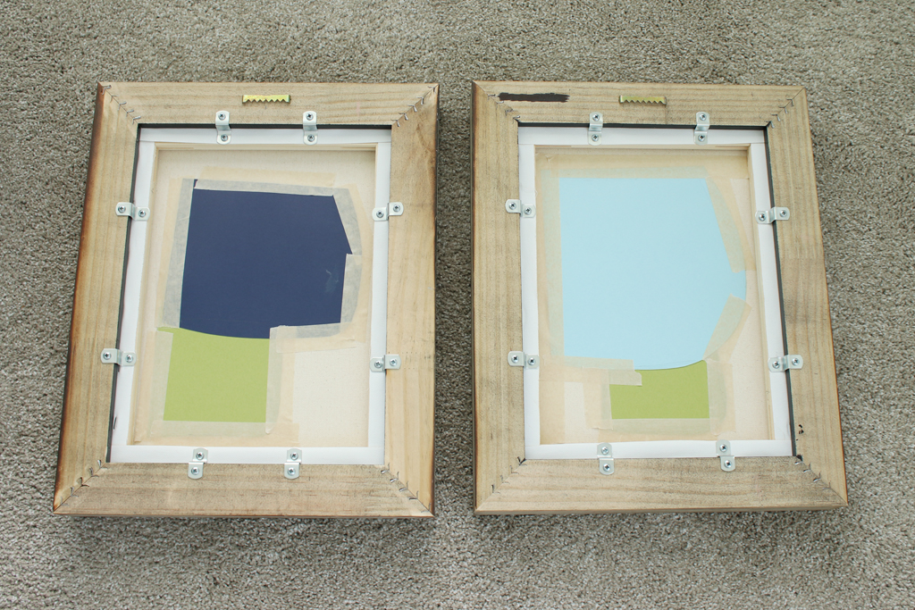 Clip Canvas In Frame